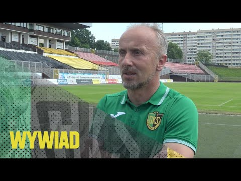 Read more about the article [GKS TV] Trener Jacek Trzeciak o meczu z Ruchem Chorzów