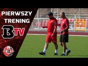 Read more about the article Pierwszy trening przed nowym sezonem