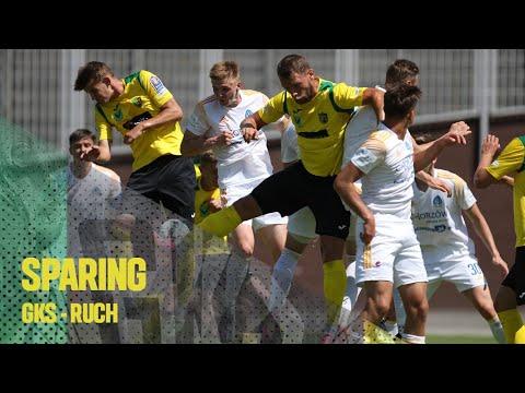 Read more about the article [GKS TV] GKS Jastrzębie – Ruch Chorzów 1:1, najciekawsze sytuacje meczu