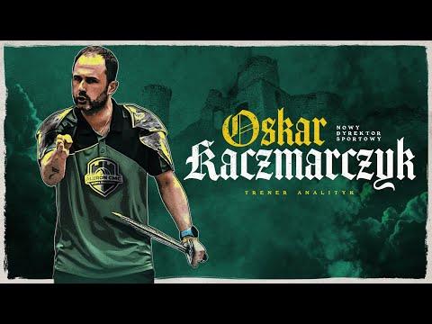 Read more about the article Oskar Kaczmarczyk dołącza do klubu w podwójnej roli