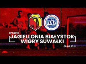 Read more about the article [LIVE] KĘPA2021. JAGIELLONIA BIAŁYSTOK – WIGRY SUWAŁKI