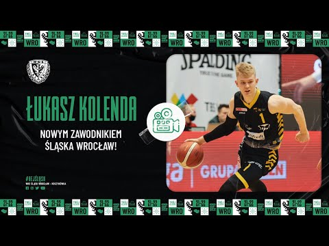Read more about the article Łukasz Kolenda nowym zawodnikiem Śląska Wrocław!