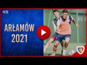 Read more about the article Arłamów 21 | Mała gierka tak samo ważna jak mecz ⚽️🥅🏆 Nie ma przebacz, nikt nie odpuszcza 🤜💥🤛