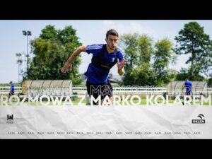 Read more about the article Rozmowa z Marko Kolarem #Warka2021