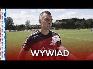 Read more about the article Marcin Dymkowski: Zwycięstwo ma być normalnością   Po meczu Podbeskidzie – Zagłębie Sosnowiec