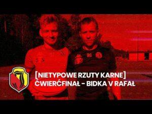Read more about the article [KĘPA 2021] Turniej nietypowych karnych/ćwierćfinał- Bidka vs Rafał