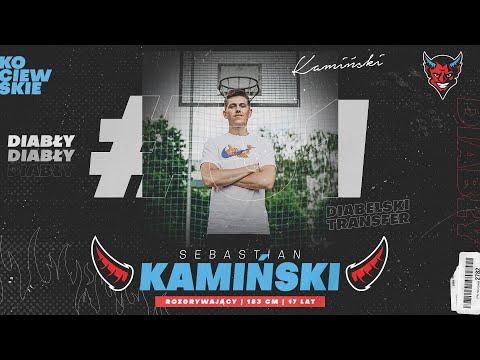 Read more about the article Starogardzianin Sebastian Kamiński został Kociewskim Diabłem! #DiabelskieTransfery