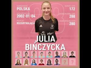 Read more about the article Julia Bińczycka | Nowa rozgrywająca KS DevelopRes Rzeszów | TAURONLiga 21/22