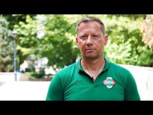 Read more about the article Dariusz Banasik: Jestem zadowolony z treningów i gier kontrolnych [RADOMIAK.TV]