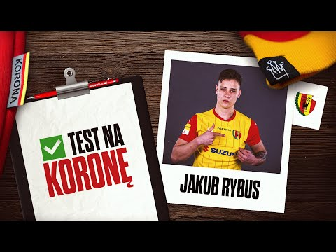 You are currently viewing Test na Koronę #5 | Jakub Rybus