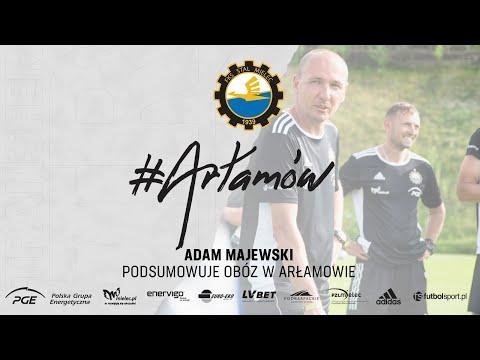 Read more about the article TV Stal:  Trener Adam Majewski podsumowuje obóz w Arłamowie