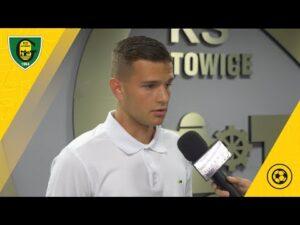 Read more about the article Filip Szymczak nowym zawodnikiem GKS-u Katowice