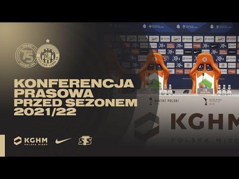 Read more about the article Konferencja prasowa przed sezonem 2021/22   LIVE