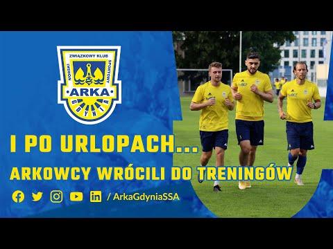 You are currently viewing I PO URLOPACH… ARKOWCY WRÓCILI DO TRENINGÓW!