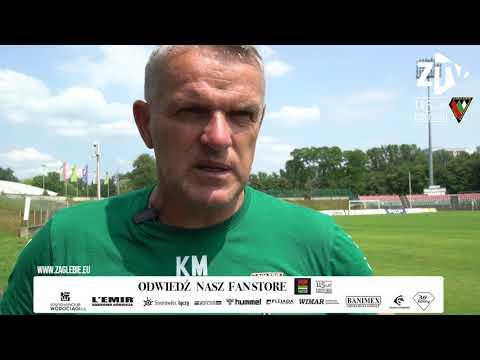 Read more about the article Zagłębie Sosnowiec – GKS Katowice 2:2 | Pomeczowa opinia trenera Moskala.