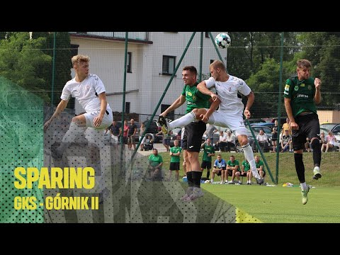 Read more about the article [GKS TV] GKS Jastrzębie – Górnik II Zabrze, bramki z meczu