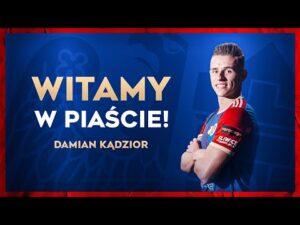 Read more about the article WITAMY W PIAŚCIE!   Damian Kądzior w Piaście Gliwice!   19 07 21
