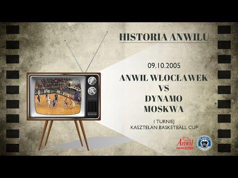 Read more about the article #27 Historia Anwilu   Anwil Włocławek – Dynamo Moskwa 88:97