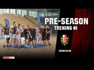 Read more about the article PRE-SEASON 2021/2022   Trening #1