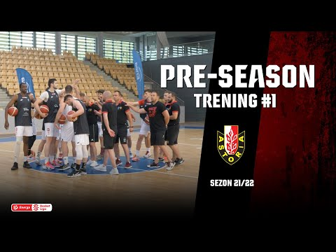 Read more about the article PRE-SEASON 2021/2022 | Trening #1