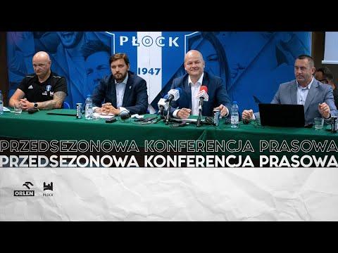 Read more about the article Przedsezonowa konferencja prasowa | Nowakowski, Zieliński, Marzec, Bartoszek | 21/07/2021