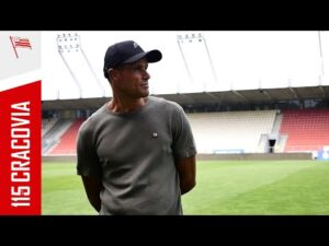 Read more about the article Wizyta Rivaldo #NaStadionie Cracovii (17.07.2021)