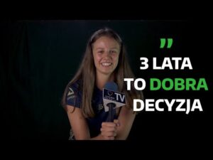 Read more about the article Martyna Czyrniańska: 3 lata to dobry wybór