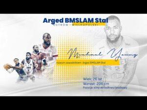 Read more about the article Kolejne wzmocnienie Arged BMSLAM Stal. Michael Young z kontraktem!