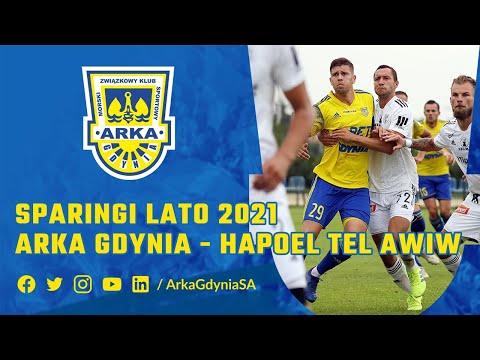 You are currently viewing SPARINGI LATO 2021: ARKA GDYNIA – HAPOEL TEL AWIW