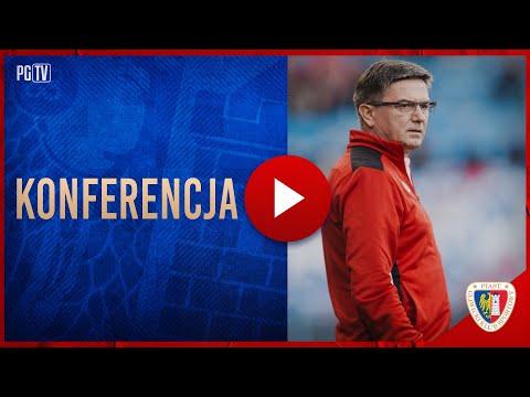 Read more about the article KONFERENCJA | Konferencja prasowa przed meczem Piast – Raków | 23|07|21