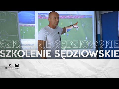 Read more about the article Szkolenie sędziowskie przed startem sezonu | Prowadzenie – Szymon Marciniak