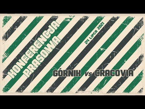 Read more about the article Konferencja prasowa po meczu Górnik Łęczna – Cracovia | 24.07.2021 | PKO BP Ekstraklasa