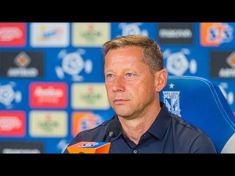 Read more about the article Konferencja prasowa po meczu Lech Poznań – Radomiak Radom 0:0 [RADOMIAK.TV]