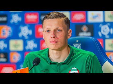 Read more about the article Filip Majchrowicz po meczu z Lechem [RADOMIAK.TV]