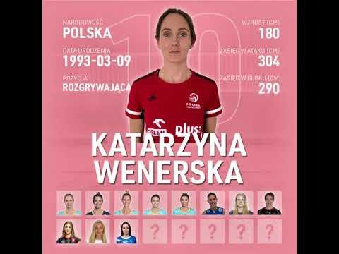 You are currently viewing Katarzyna Wenerska | Nowa rozgrywająca KS DevelopRes Rzeszów | TAURONLiga 21/22