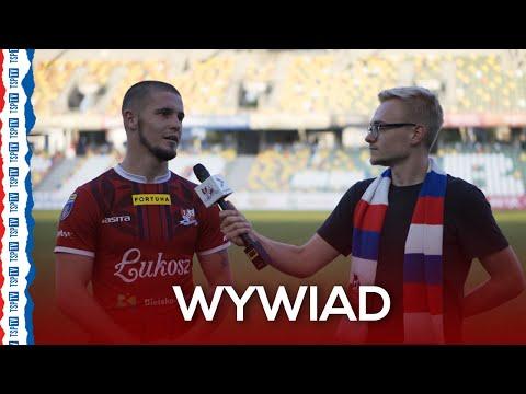 Read more about the article Kacper Wełniak po sparingu z Garbarnią