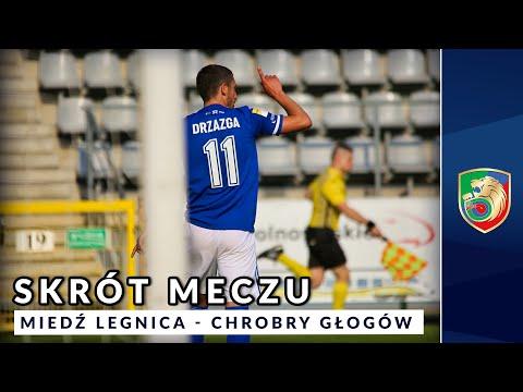 Read more about the article [MIEDŹ TV] Gole z meczu z Chrobrym Głogów