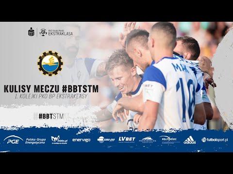 Read more about the article TV Stal: Kulisy meczu #BBTSTM 1. kolejki PKO BP Ekstraklasy