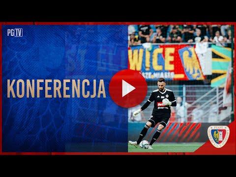 Read more about the article KONFERENCJA | Konferencja po meczu Piast – Raków | 25|07|21