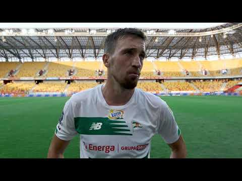 Read more about the article Mario Maloca po meczu z Jagiellonią Białystok