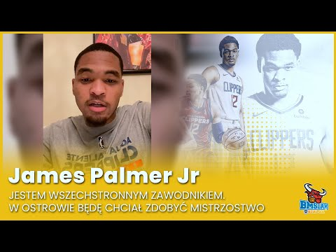 Read more about the article James Palmer Jr.: Jestem wszechstronnym zawodnikiem. W Ostrowie będę chciał zdobyć mistrzostwo