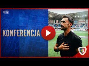 Read more about the article KONFERENCJA   Gerard Badia na konferencji prasowej   25 07 21