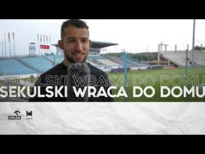 Read more about the article ŁUKASZ SEKULSKI WRACA DO WISŁY PŁOCK