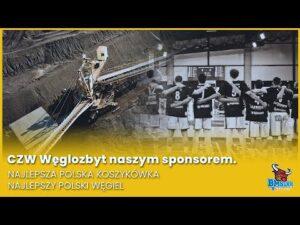 Read more about the article CZW Węglozbyt naszym sponsorem. Najlepsza polska koszykówka – najlepszy polski węgiel