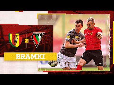You are currently viewing Bramki ze sparingu z Zagłębiem Sosnowiec