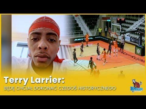 Read more about the article Terry Larrier: Będę chciał dokonać czegoś historycznego