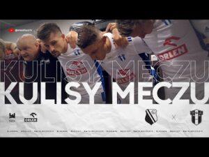 Read more about the article Kulisy | Legia Warszawa – Wisła Płock | 1. kolejka PKO BP Ekstraklasy 2021/2022