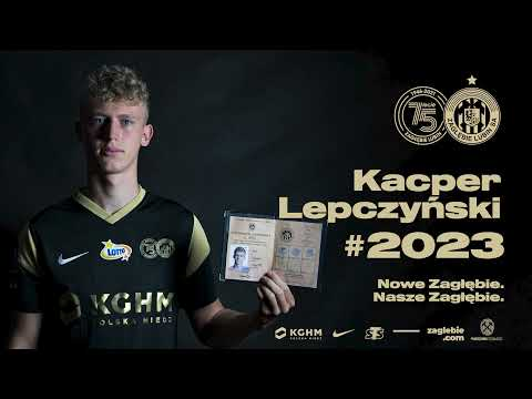 You are currently viewing Kacper Lepczyński z nowym kontraktem!
