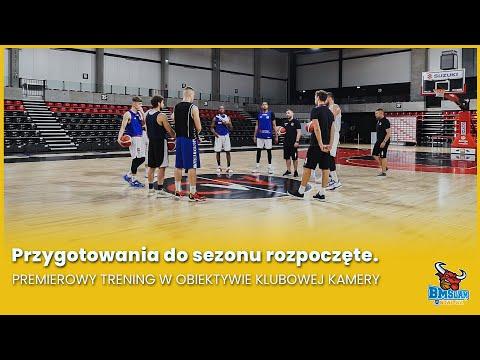 Read more about the article Przygotowania do sezonu rozpoczęte. Premierowy trening w obiektywie klubowej kamery