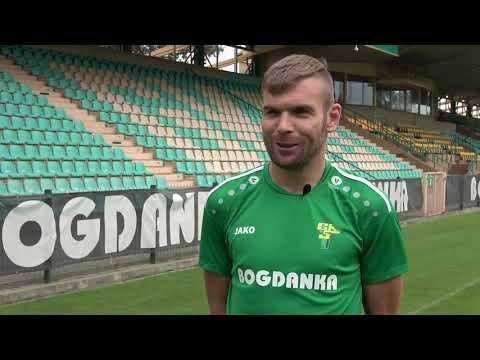 Read more about the article Bartosz Rymaniak: Teraz gram dla Górnika i zrobię wszystko, żeby to Górnik wygrał to spotkanie!